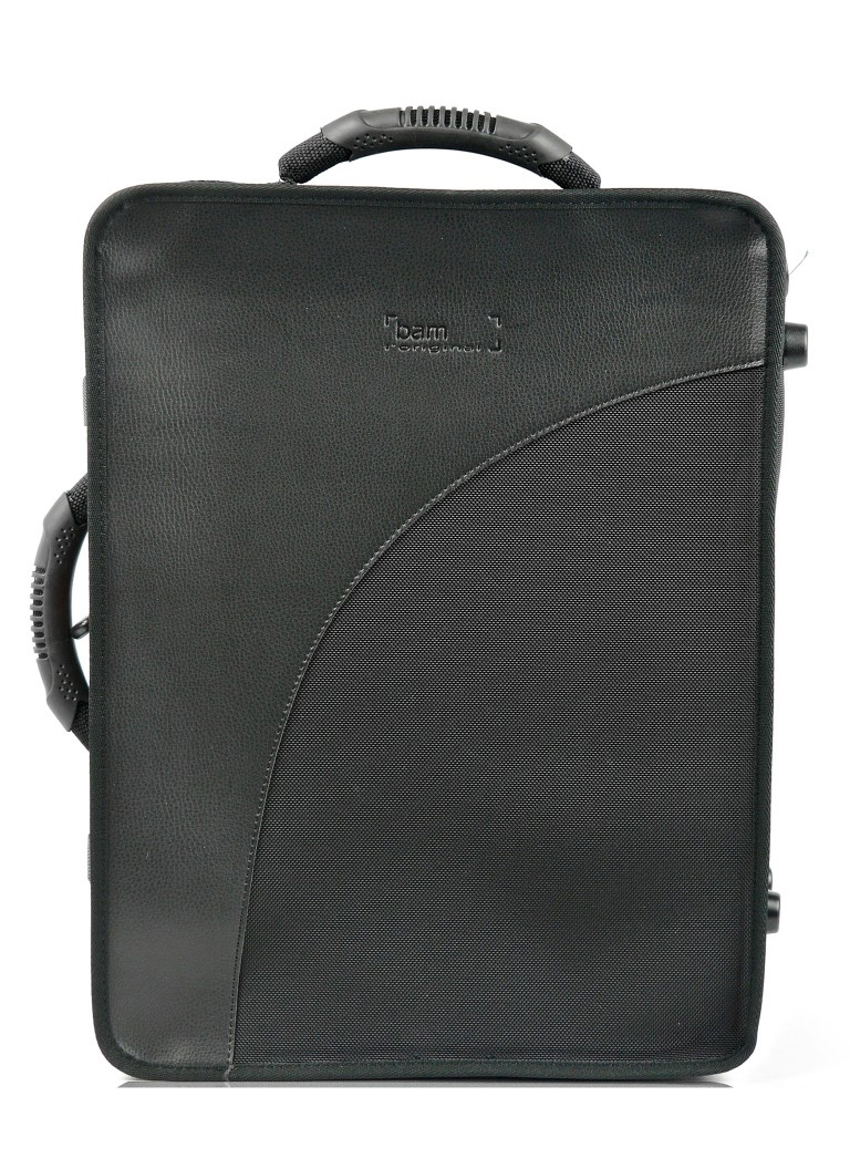 TREKKING 2 BB & A CLARINETS CASE - BLACK 3028SN