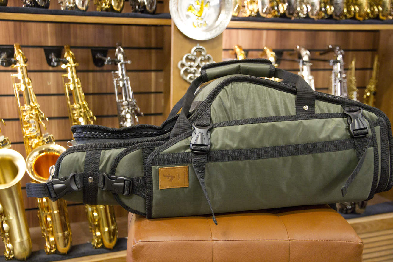 Transport Alto Olive Green