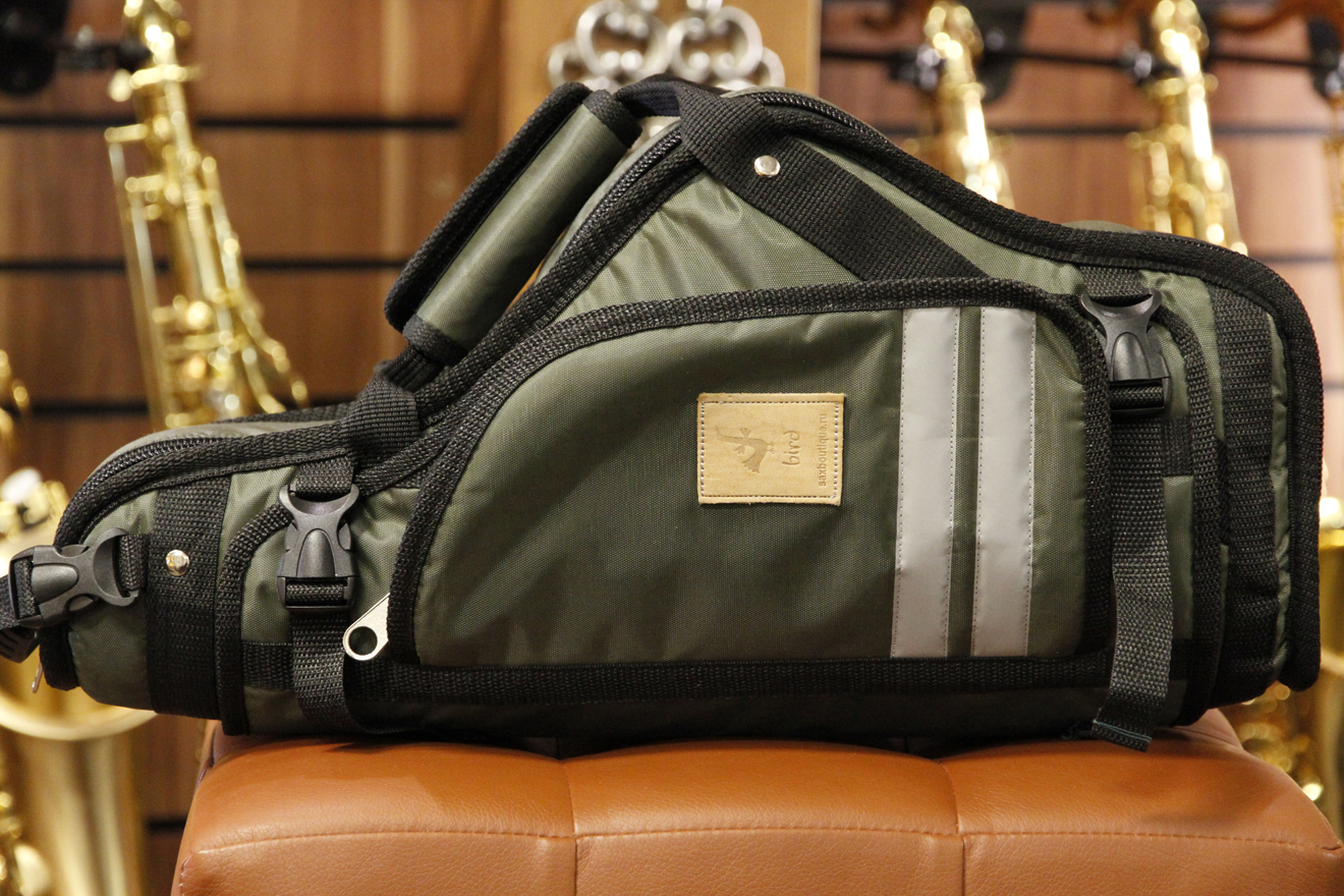 Transport Curved Soprano Olive Green